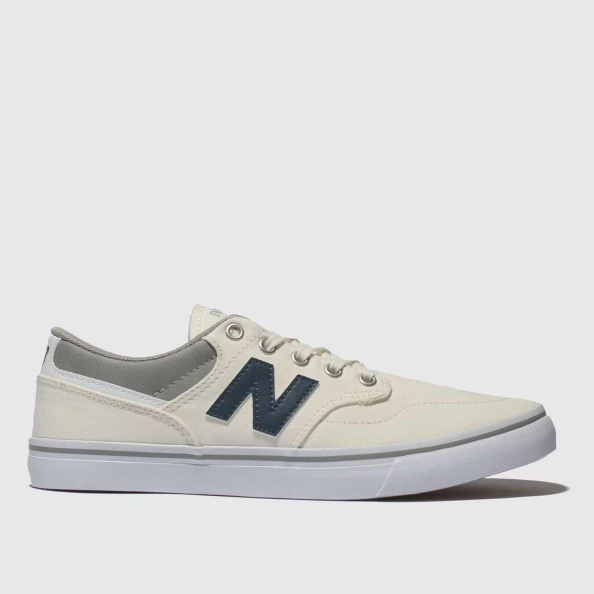 New Balance White & Grey All Coasts 331 Trainers
