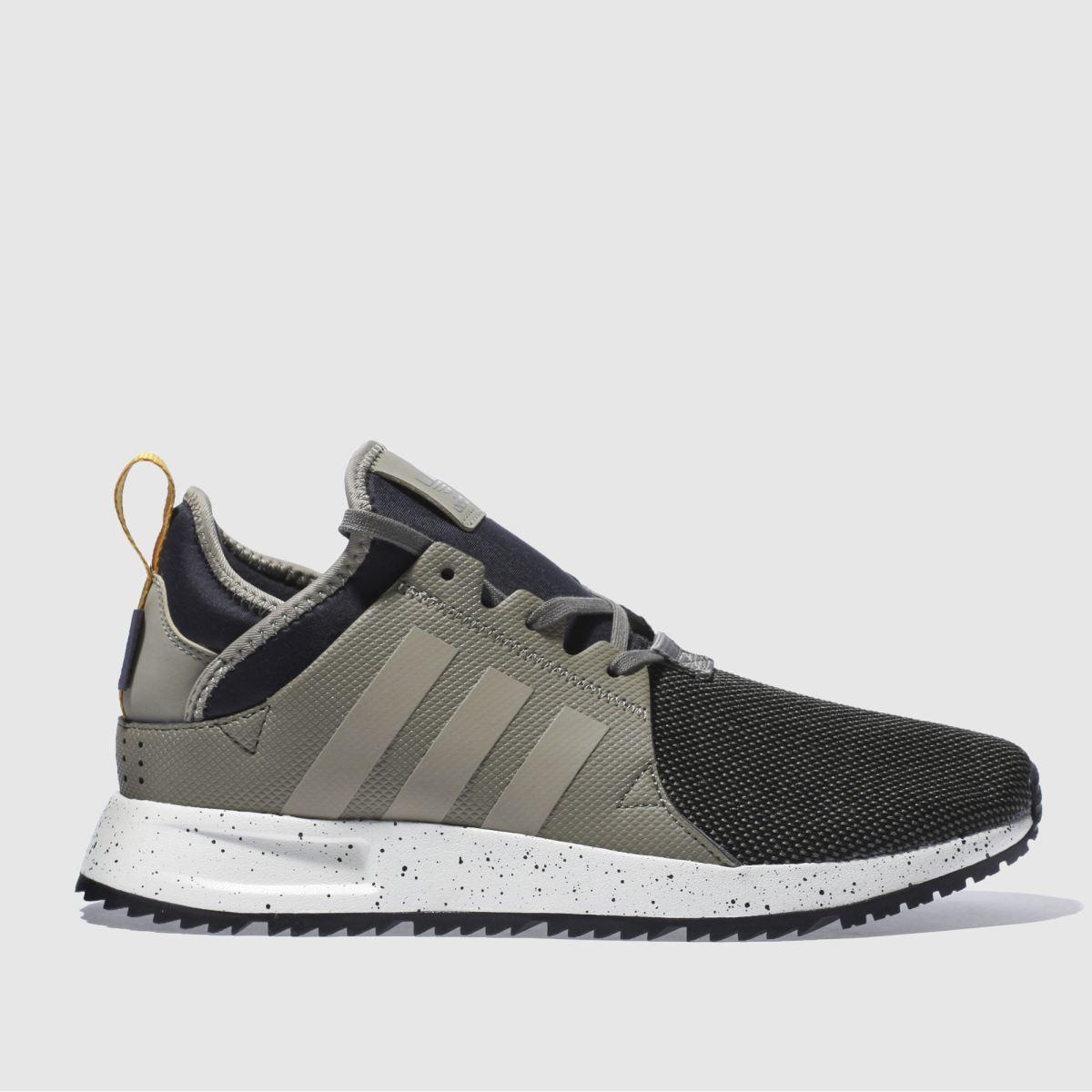adidas khaki x-plr sneakerboot trainers