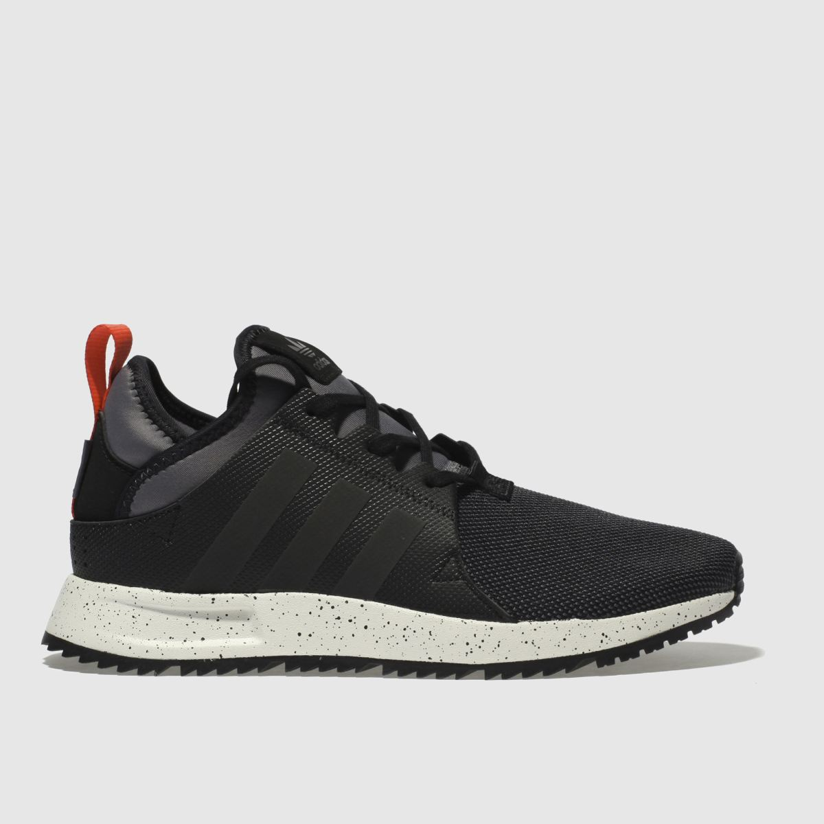 adidas black adi xplr sneakerboot trainers