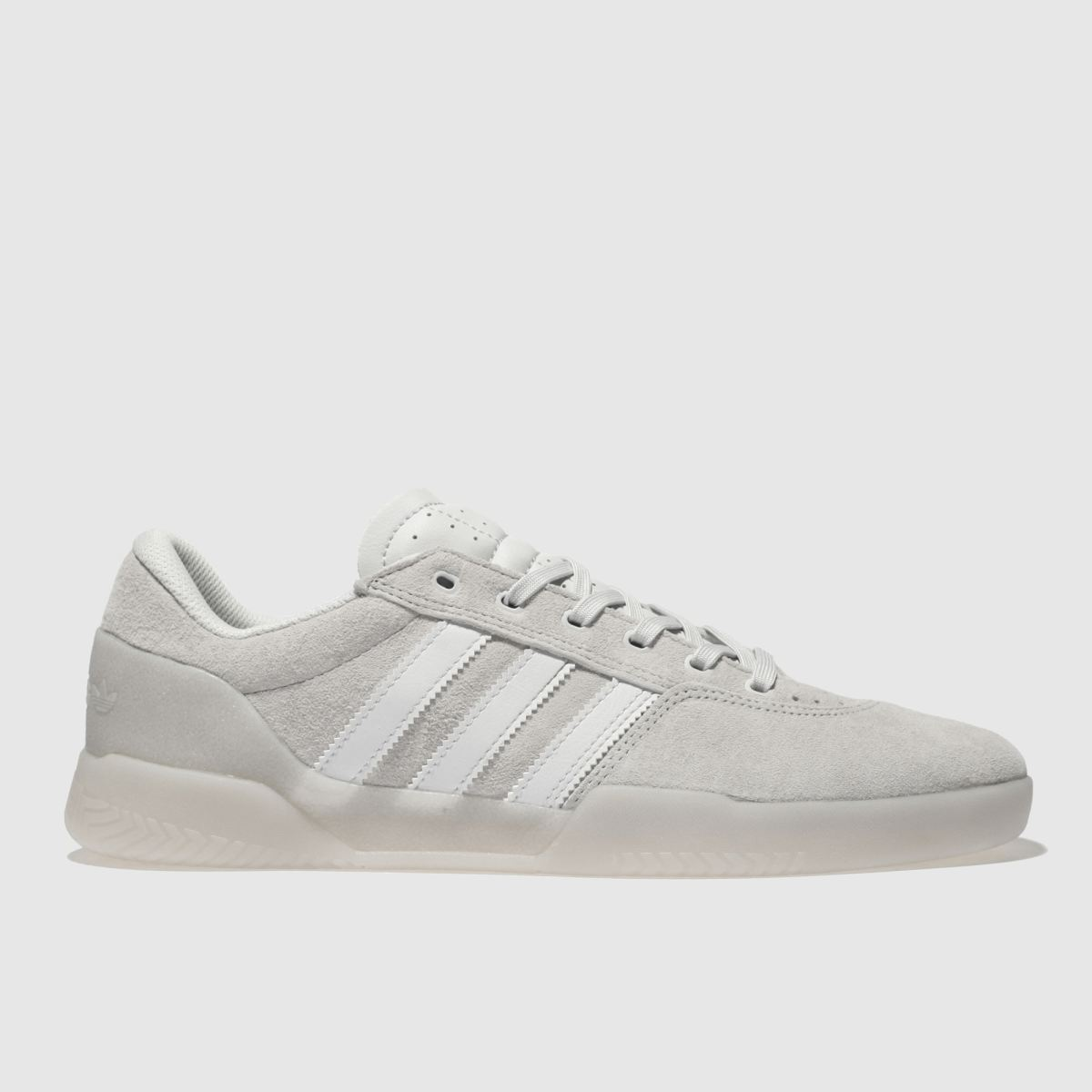 Adidas Skateboarding Natural City Cup Trainers
