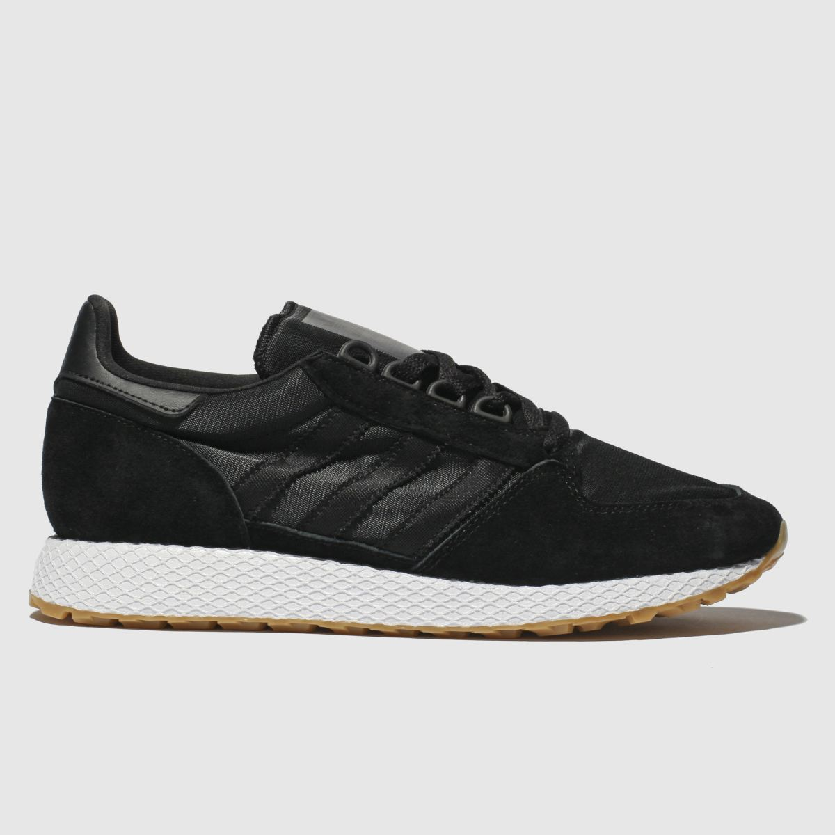 Adidas Black Forest Grove Trainers