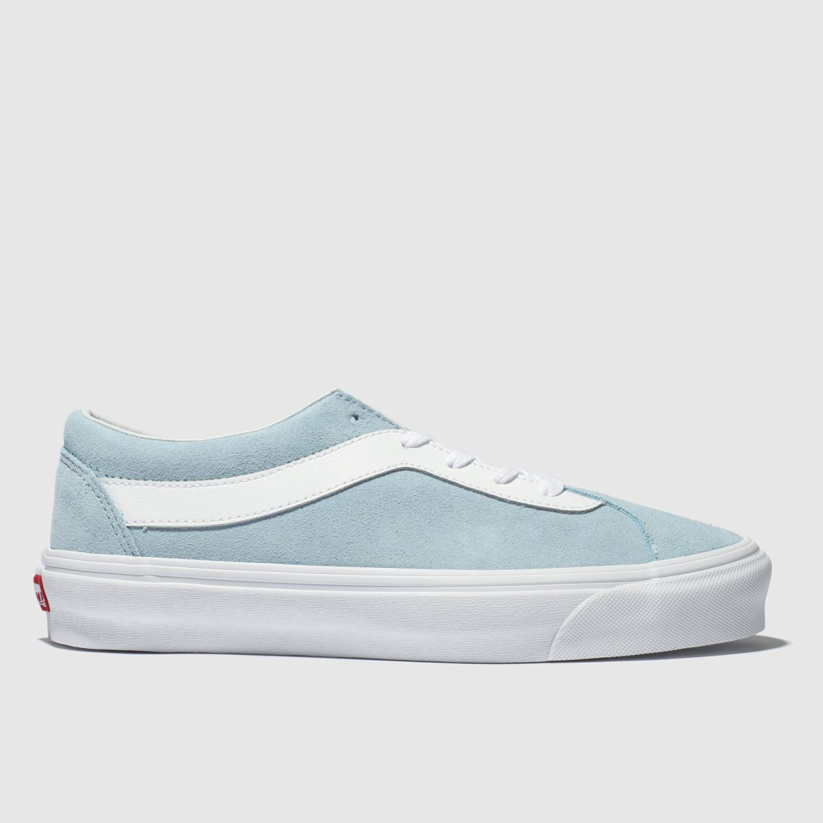 Vans Pale Blue Bold New Issue Trainers