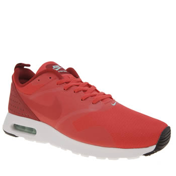 Nike Red Air Max Tavas Trainers
