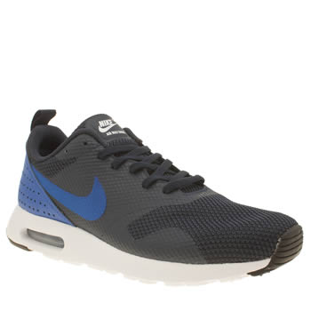 Nike Navy Air Max Tavas Mens Trainers