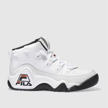 Fila White 95 Mens Trainers