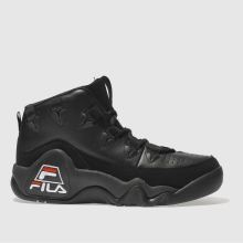 Fila Black 95 Mens Trainers