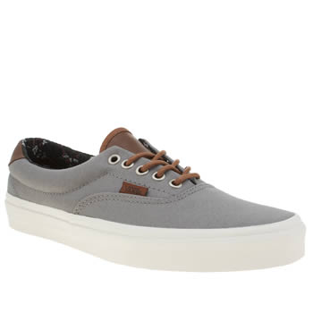 Vans Grey Era 59 Trainers