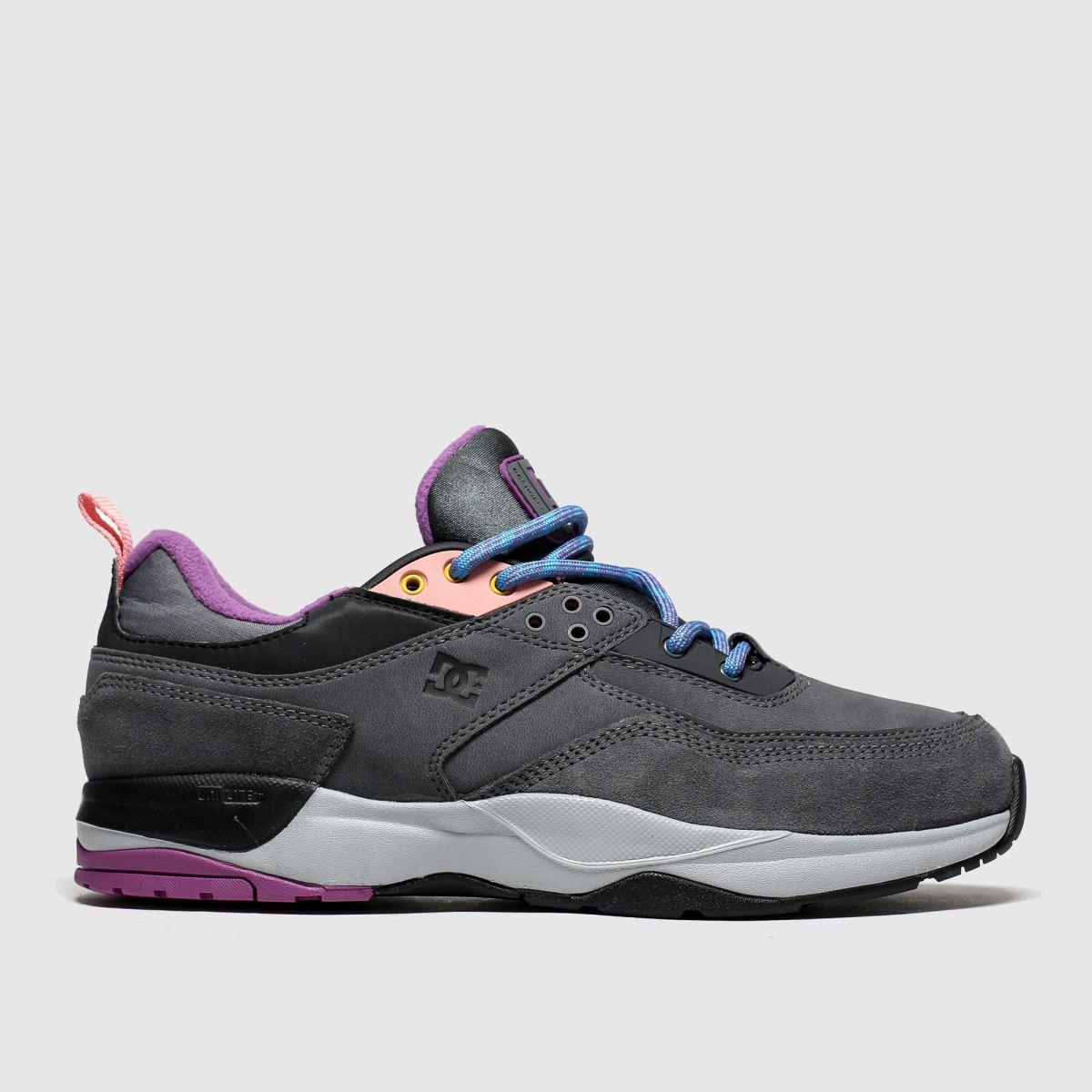 dc shoes Dc Shoes Grey E. Tribeka Trainers
