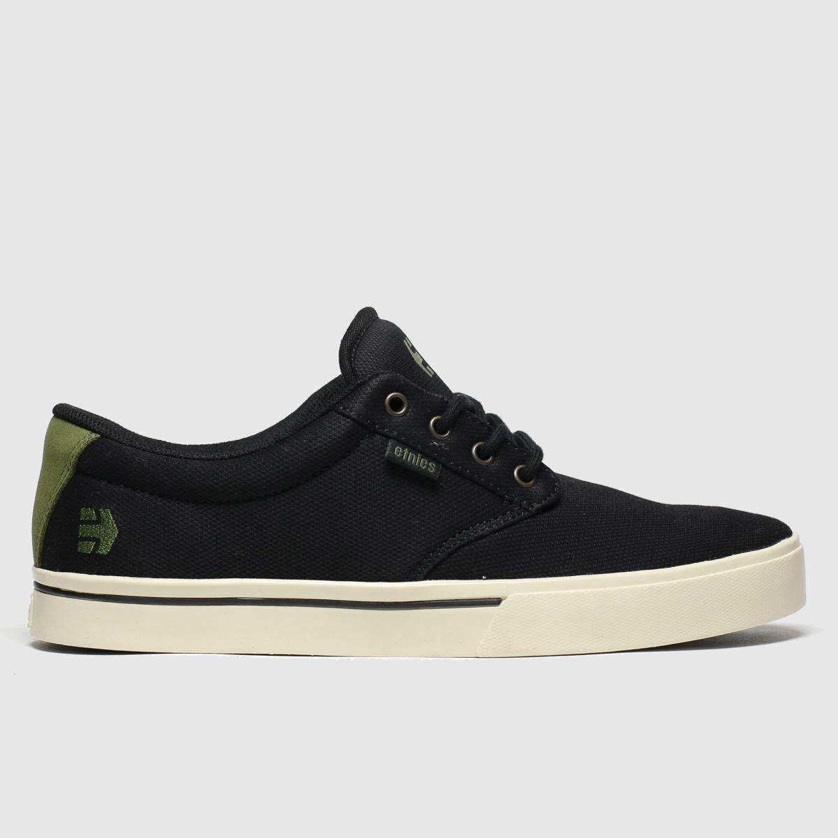 Etnies Etnies Black & White Jameson 2 Eco Trainers