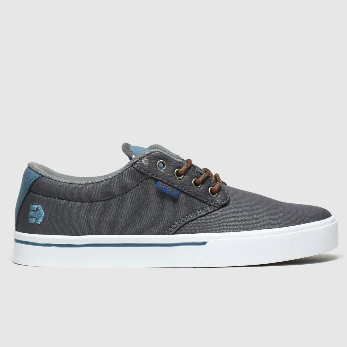 Etnies Etnies Grey Jameson 2 Eco Trainers