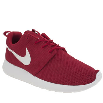 Nike Red Roshe One Trainers