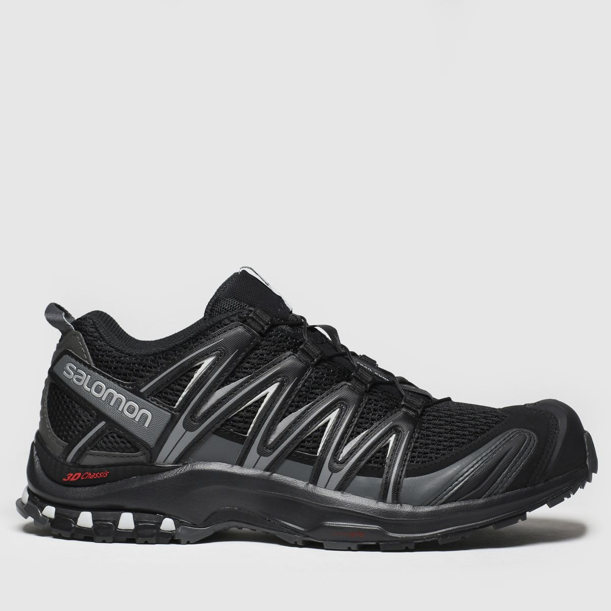 Salomon Salomon Black Xa Pro 3d Trainers