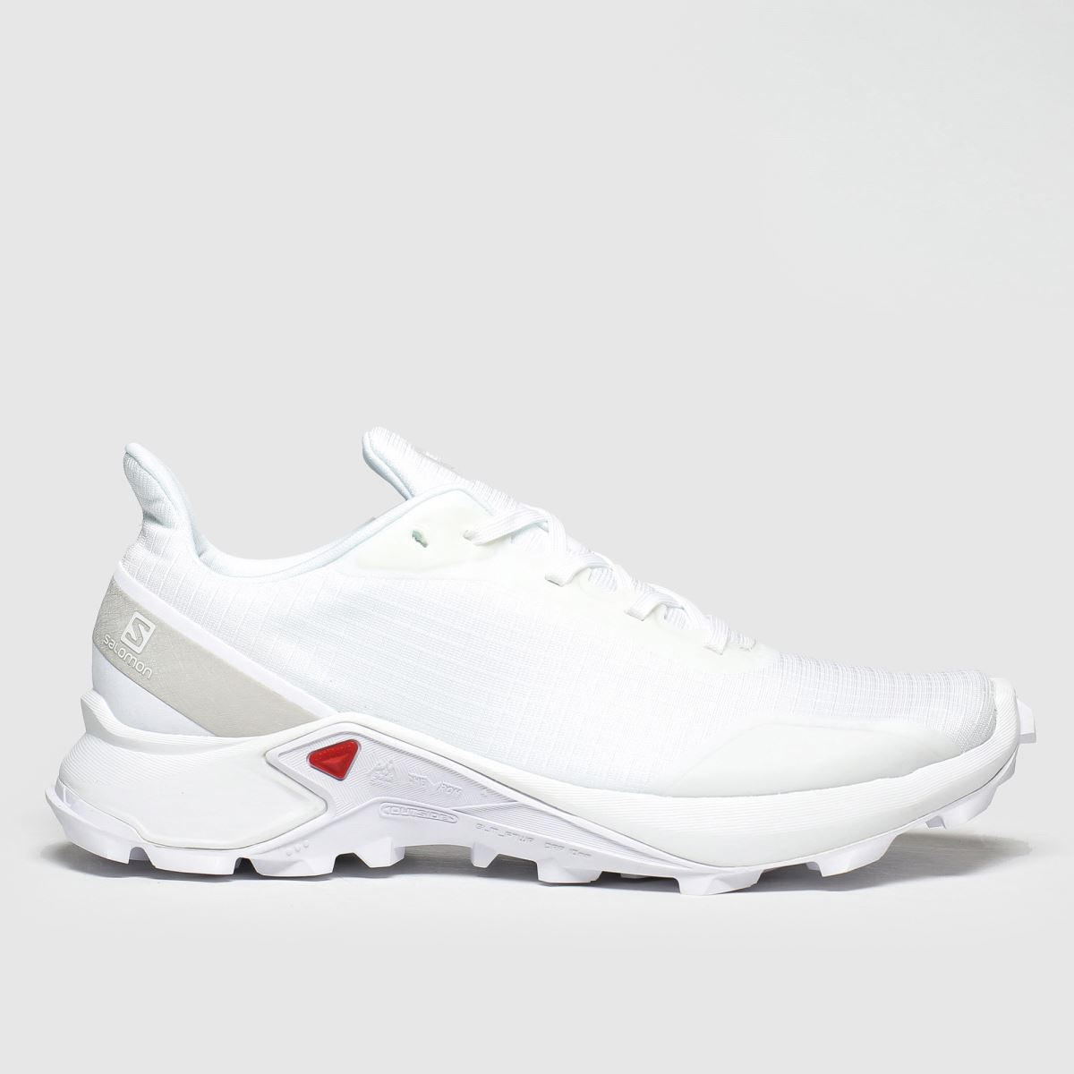 Salomon Salomon White Alphacross Trainers