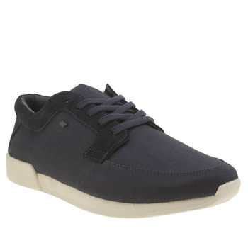 Boxfresh Navy Cowl Mens Trainers