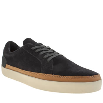 Boxfresh Navy Civik Mens Trainers