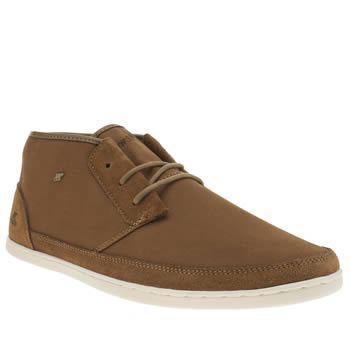 Boxfresh Tan Milford Mens Trainers