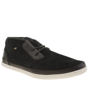 Boxfresh Black Milford Trainers