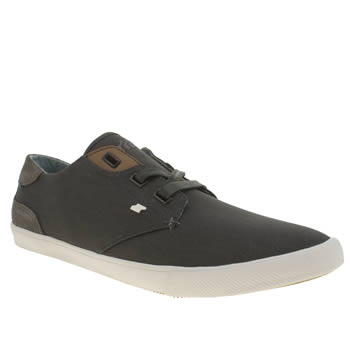 Boxfresh Navy Stern Mens Trainers
