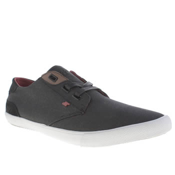 Boxfresh Black Stern Mens Trainers