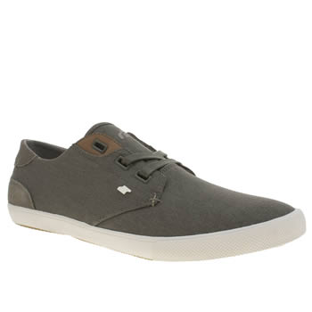 Boxfresh Grey Stern Mens Trainers