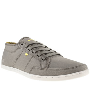 Mens Boxfresh Grey Sparko Trainers