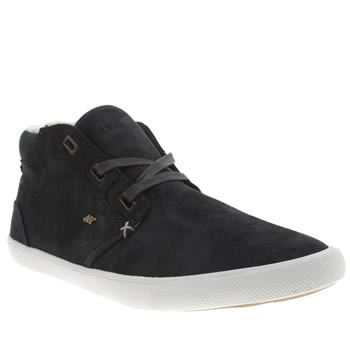 Mens Boxfresh Navy Skelt Trainers
