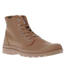 Palladium Terracotta Pampa Hi Originale Mens Boots
