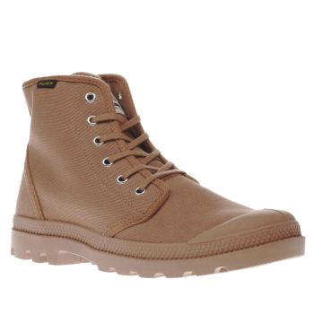 Palladium Terracotta Pampa Hi Originale Boots
