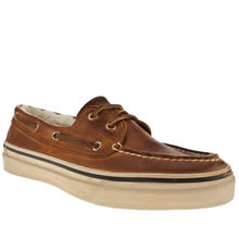Brown Sperry Bahama 2 Eye Burnished Winteri