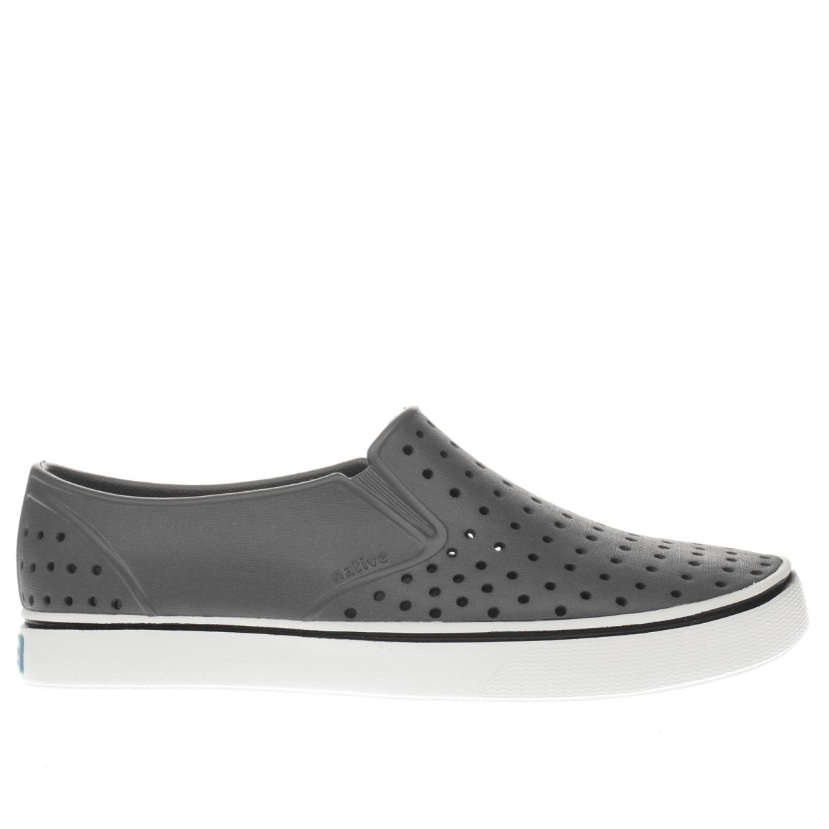 Native Native Grey Miles Shoes