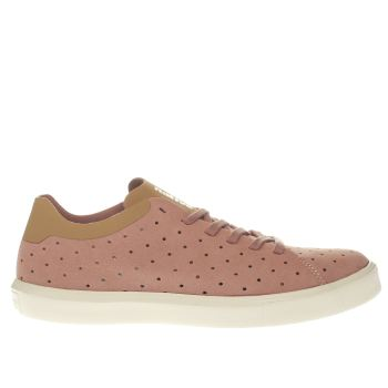 Native Pink Monaco Low Mens Trainers