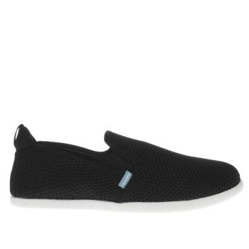 Native Black Cruz Shoes