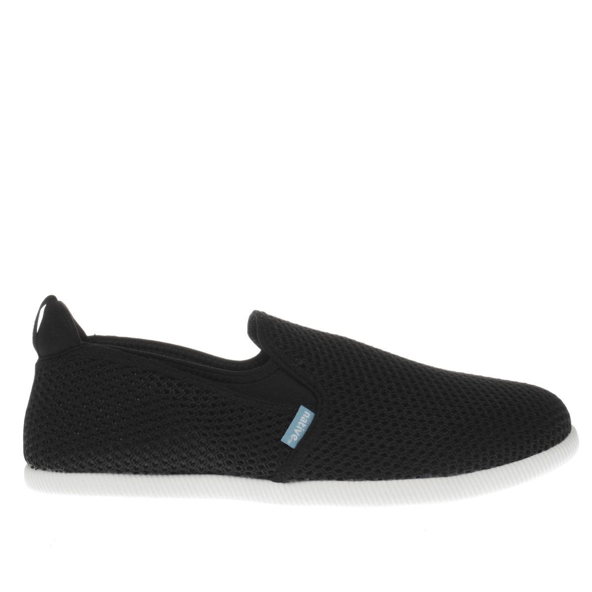 Native Native Black Cruz Shoes