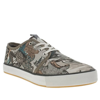 Mens Paul Smith Shoes Multi Lomeli Trainers