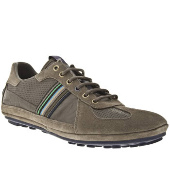 mens paul smith shoes light grey tago trainers