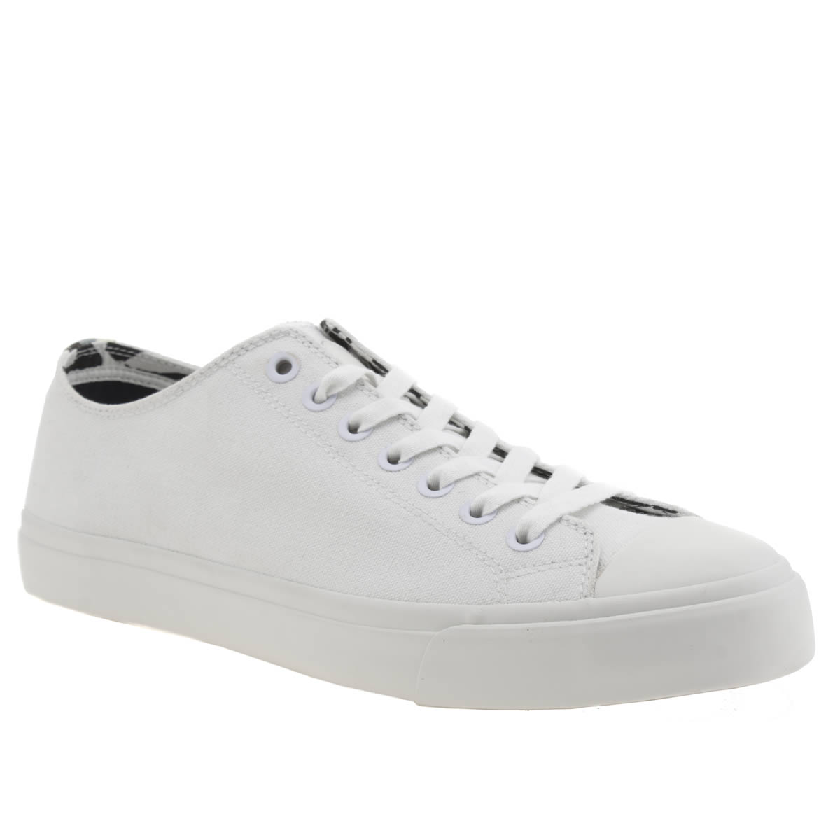 Paul Smith Shoes Paul Smith Shoes White Indie Trainers
