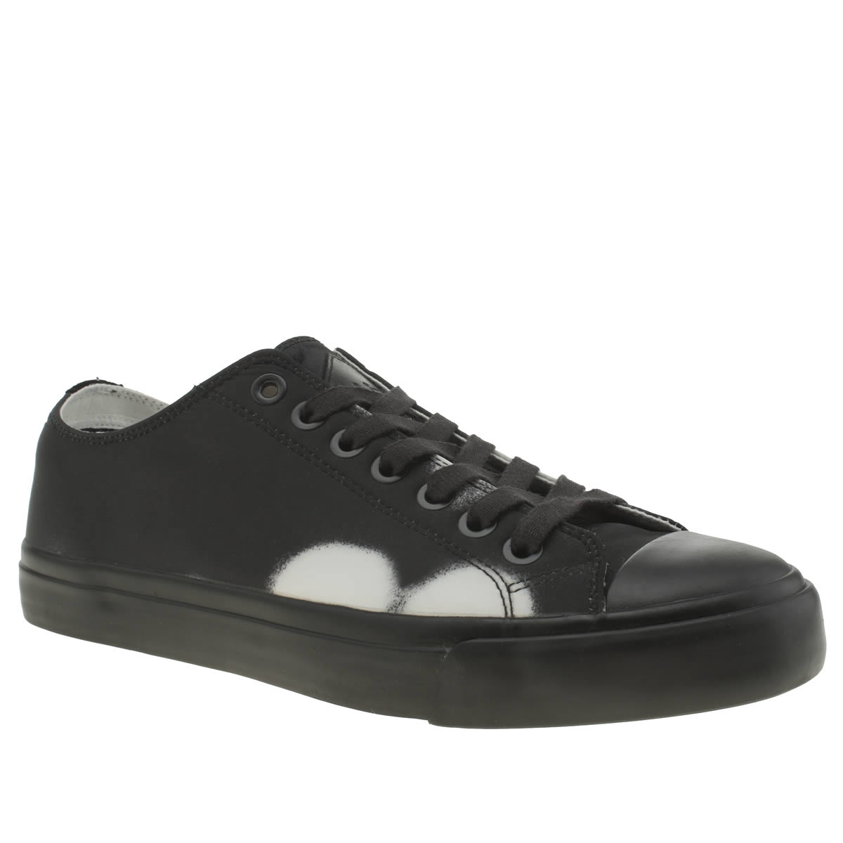 Paul Smith Shoes Paul Smith Shoes Black & White Indie Trainers