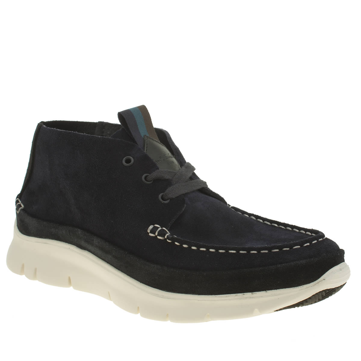 Paul Smith Shoes Paul Smith Shoes Navy & Black Stereo Mens Trainers