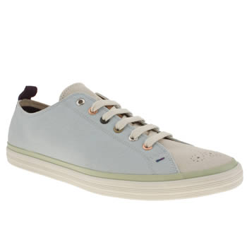 mens paul smith shoes pale blue lokai trainers