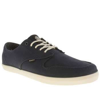 Mens Element Navy Topaz Trainers