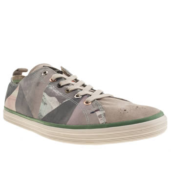 Mens Paul Smith Shoes Multi Lokai Shoes