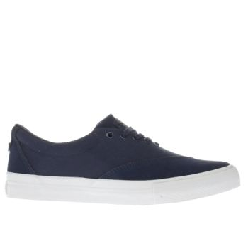 DIAMOND SUPPLY CO NAVY AVENUE TRAINERS