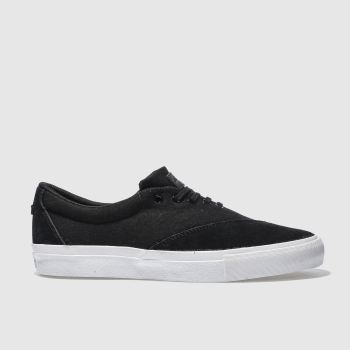 Diamond Supply Co Black Avenue Mens Trainers