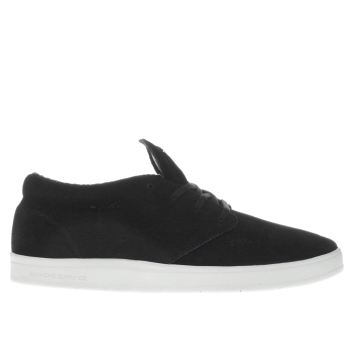 Diamond Supply Co Black Deck Mens Trainers
