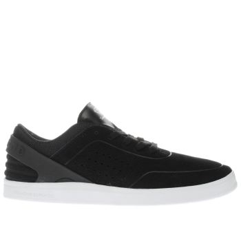 Diamond Supply Co Black Graphite Mens Trainers