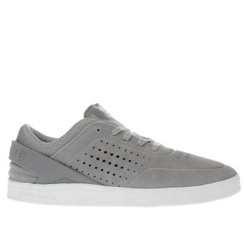 Diamond Supply Co Grey Graphite Mens Trainers