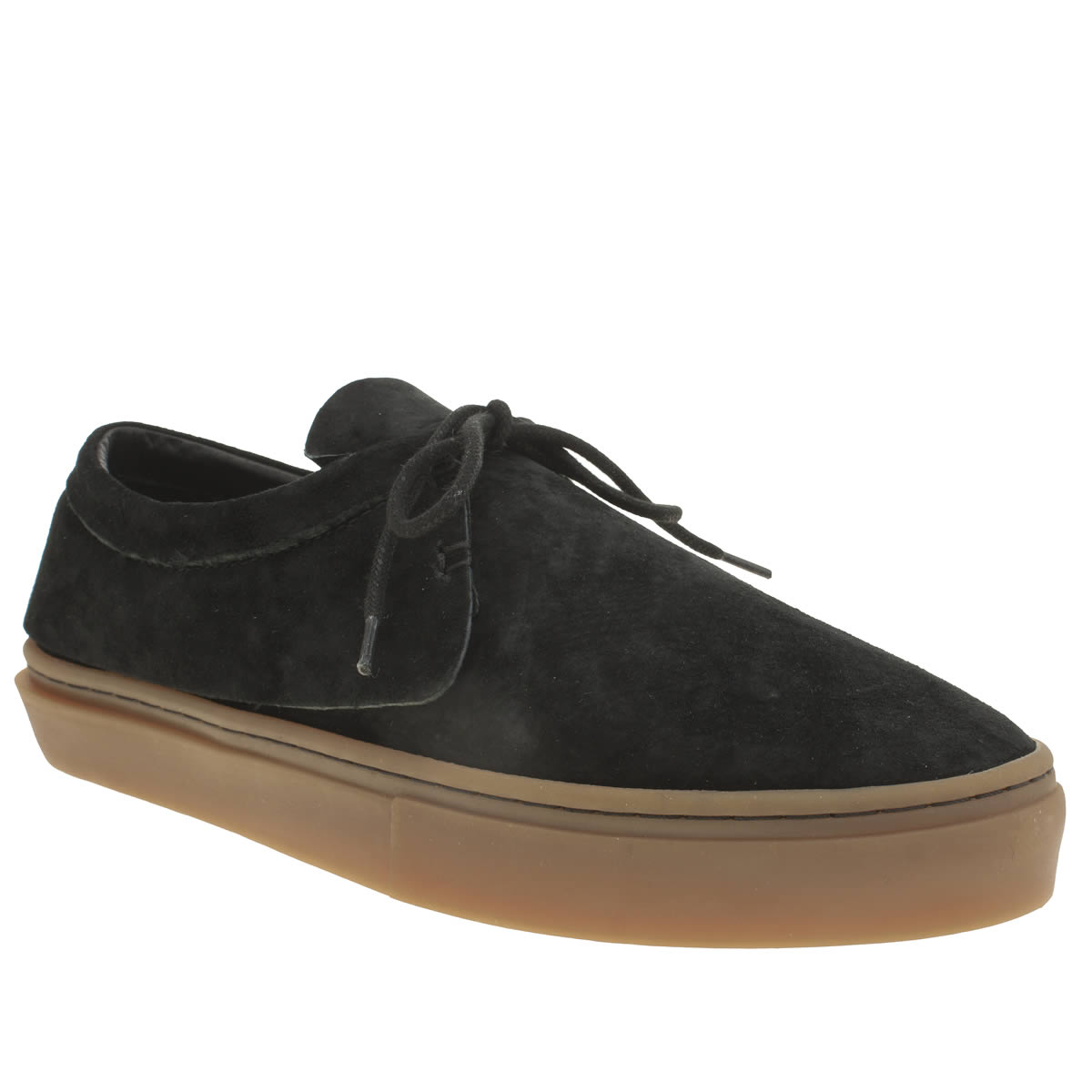 clear weather Clear Weather Black Santora Mens Trainers