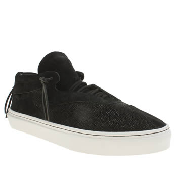 Clear Weather Black The Everest Mens Trainers