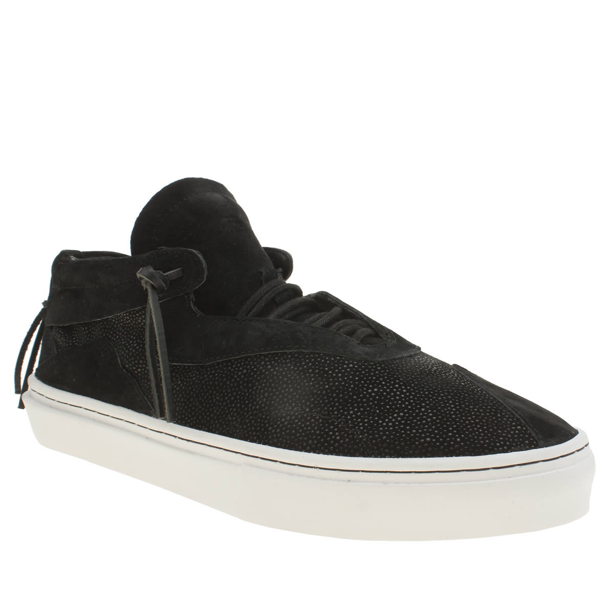 clear weather Clear Weather Black The Everest Mens Trainers