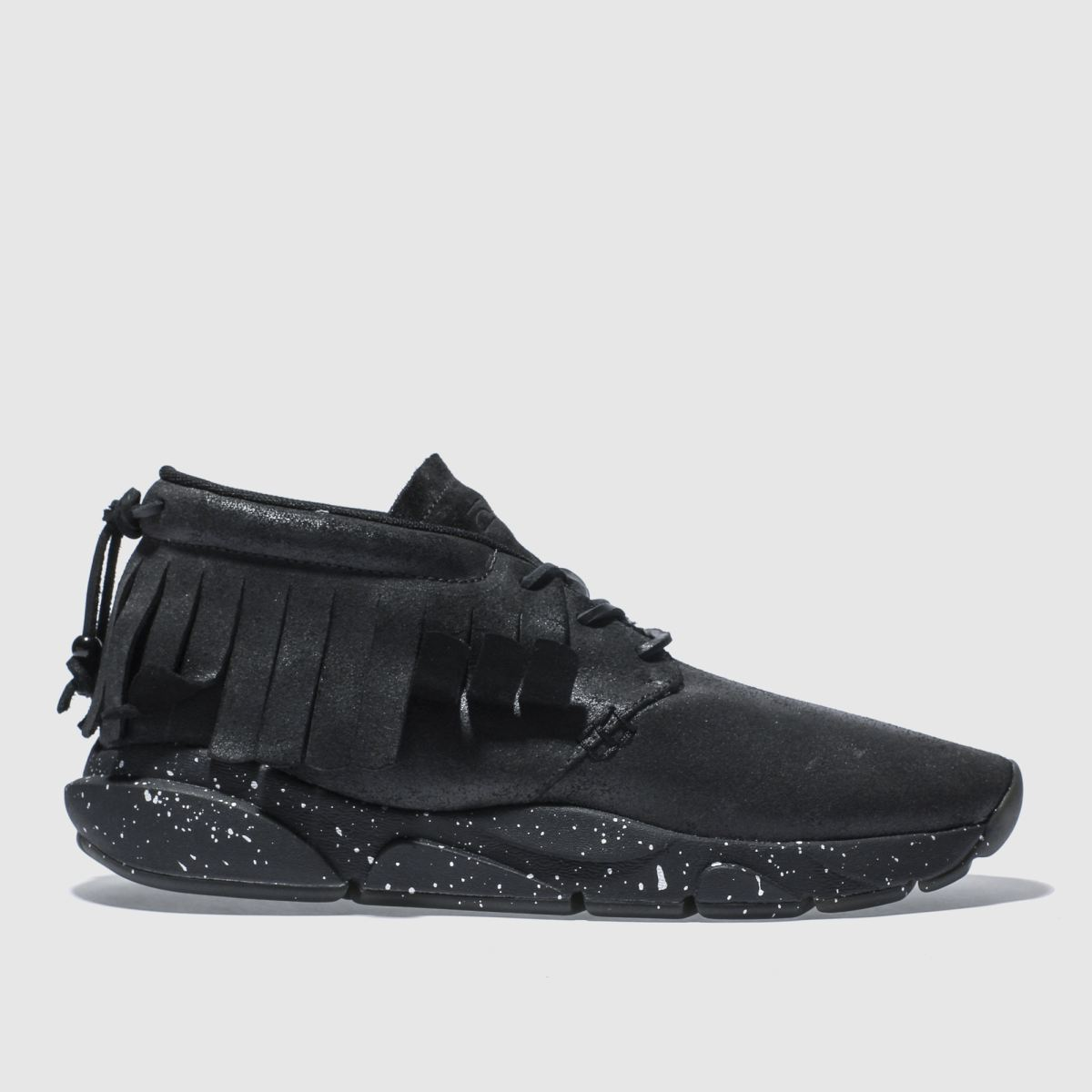 clear weather Clear Weather Black One Cloud Trainers